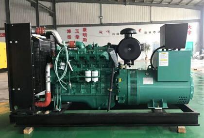 贵阳全新潍柴150kw大型柴油发电机组