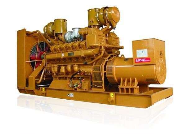 贵阳济柴190kw系列柴油发电机组