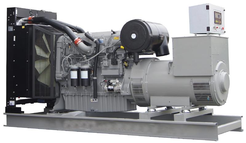 贵阳帕金斯系列柴油发电机组