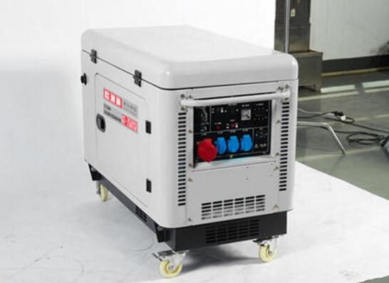 贵阳二手康明斯12kw小型柴油发电机组