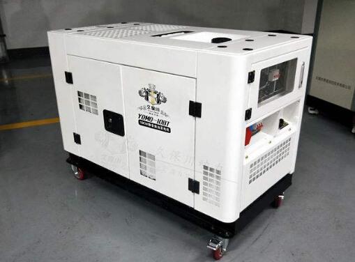 贵阳二手康明斯10kw小型柴油发电机组