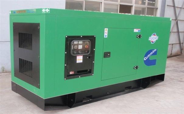 贵阳二手开普200kw大型柴油发电机组